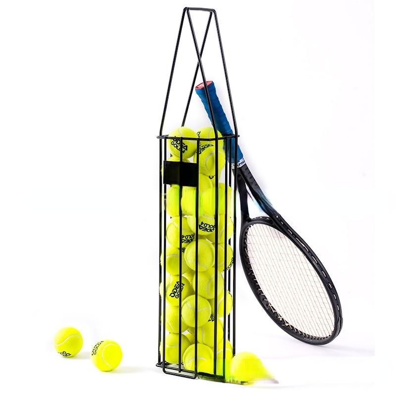 Outdoor Portable Tennis Training Special Ball Picker Tennis Ball Picking Basket