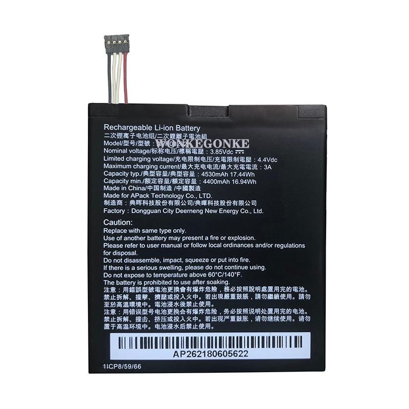 بطارية WONKEGONKE S61, بطارية WONKEGONKE S61 تستخدم مع Caterpillar Cat S61 battery APP00262