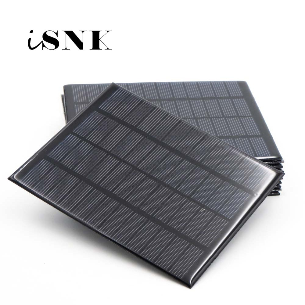 Solar Cell 12V DC Mini Solar Panel kit DIY For Battery Cell Phone Chargers Portable 12 Volt 1.5W 1.8W 1.92W 2W 2.5W 3W 4.2W Watt