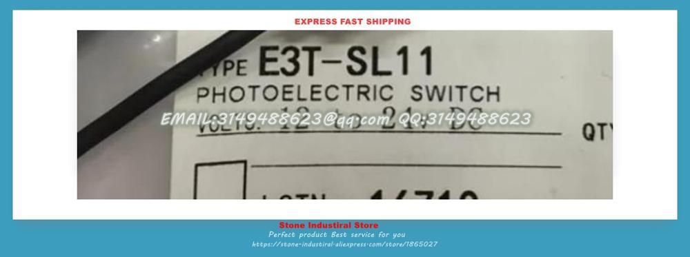 الكهروضوئي التبديل E3T-ST11 E3T-ST12 E3T-SL21 E3T-SL22 جديد