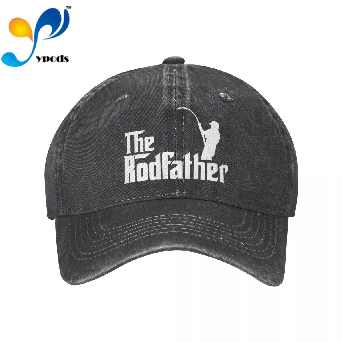 Джинсовая Бейсболка The Todfather, Снэпбэк Кепка, осенне-летняя шапка для мужчин и женщин, Мужская кепка, кепка, шапки