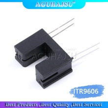 10 pièces/lot ITR9606 ITR-9606 optocoupleur interrupteur photoélectrique DIP-4