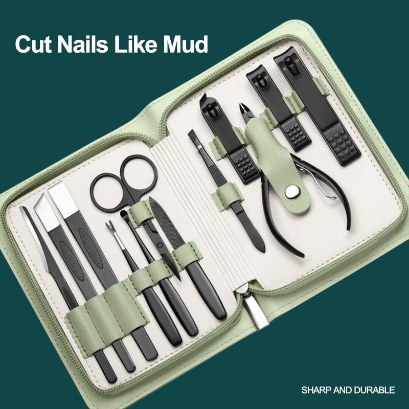 Набор для маникюра и педикюра, профессиональные ножницы для удаления омертвевшей кожи, набор ножниц для педикюра и педикюра недорого