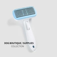 hair removal comb for pet cats and dogs hair removal dust removal combs scattered fur trimming tools long hair curly comb
