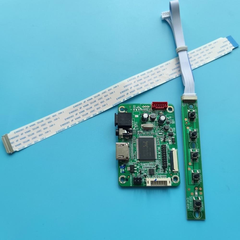 LCD HDMI-متوافق LED EDP لوحة تحكم صغيرة للعرض 15.6