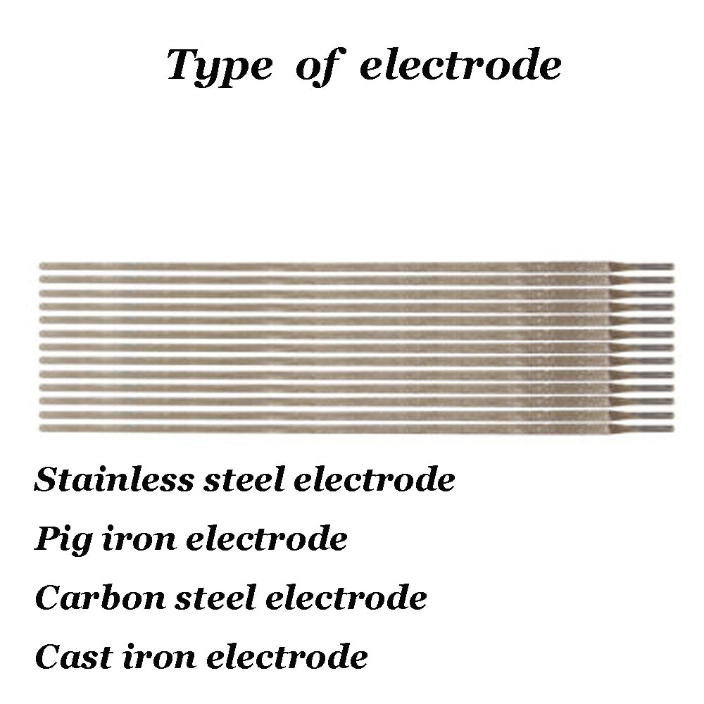 Anjieshun Electrode 2.5 3.2 4.0 Electrode Carbon Steel J422 Pig Iron Stainless Steel Rod Electrical enlarge
