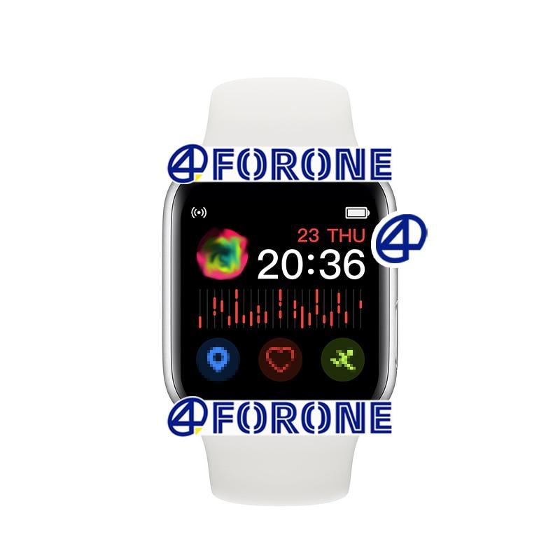 Mode montre de Fitness intelligente dame plein écran tactile moniteur de fréquence cardiaque horloge intelligente femmes hommes amoureux SmartWatch PK B57 Android IOS