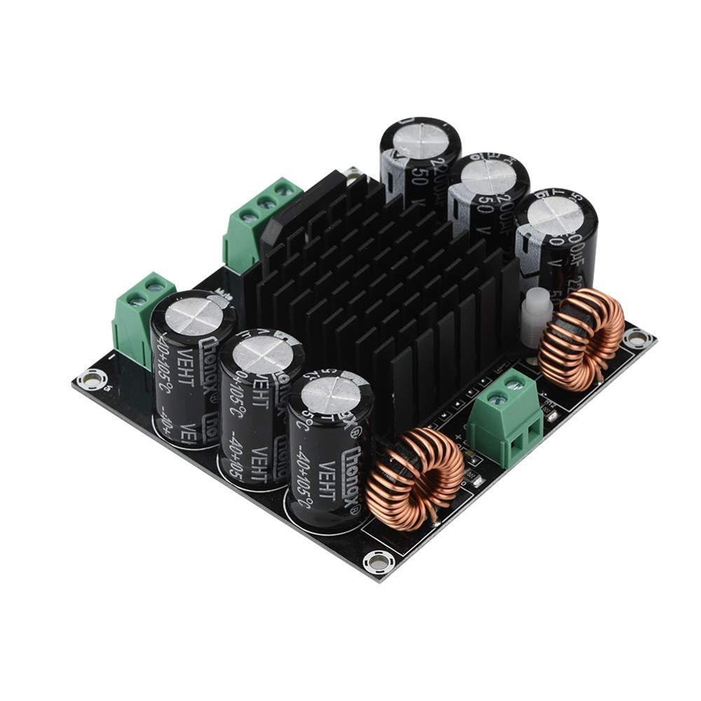 TDA8954 BTL Amplifiers 420W Digital Amplifier Board Dual AC24V Large Power 420W Single Channel Higher Efficiency Mono Amp Board недорого