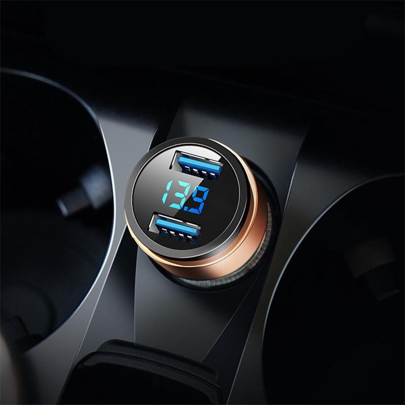 3.1A Dual USB Car phone Charger For Opel Zafira Astra VAUXHALL MOKKA Insignia Signum Vectra Antara Adam Karl Corsa GT X Grandlan