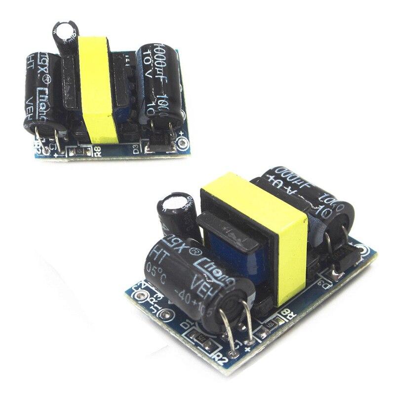 AC-DC 5v 700ma 3.5 w precisão conversor buck ac 220v a 5v dc step down transformador módulo de alimentação 700ma