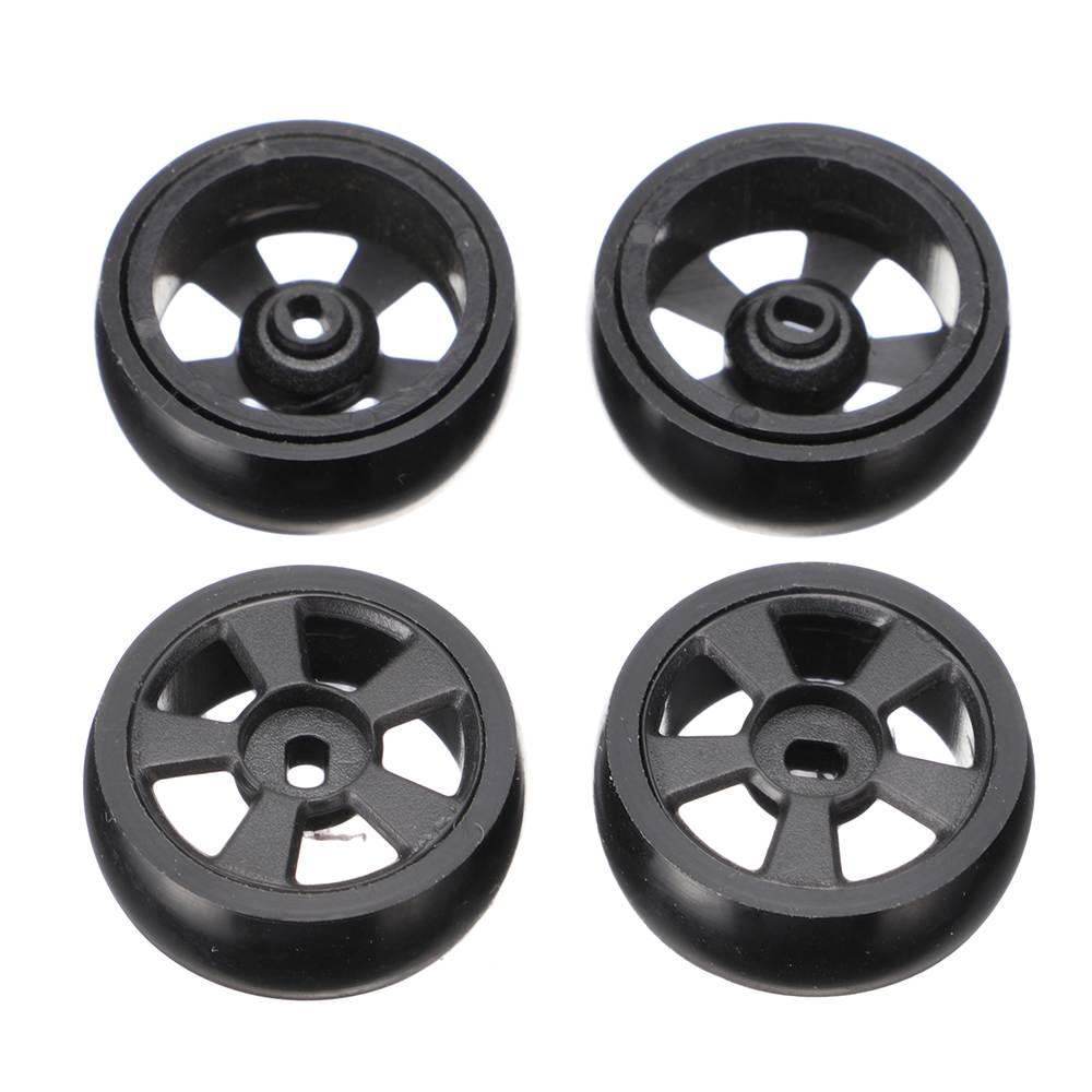 Firelap 4PCS 1:28 RC Car Spare New Drift Tires Wheels Remote Control Crawler Truck Parts 25mm Kids T