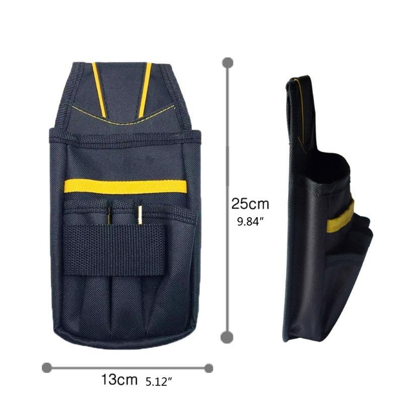 Виниловая сумка 35ED для автомобильных инструментов, сумка из ткани Оксфорд для инструментов, для удержания окон, скребок для тонировки, нож, сумка для пинг-пленки