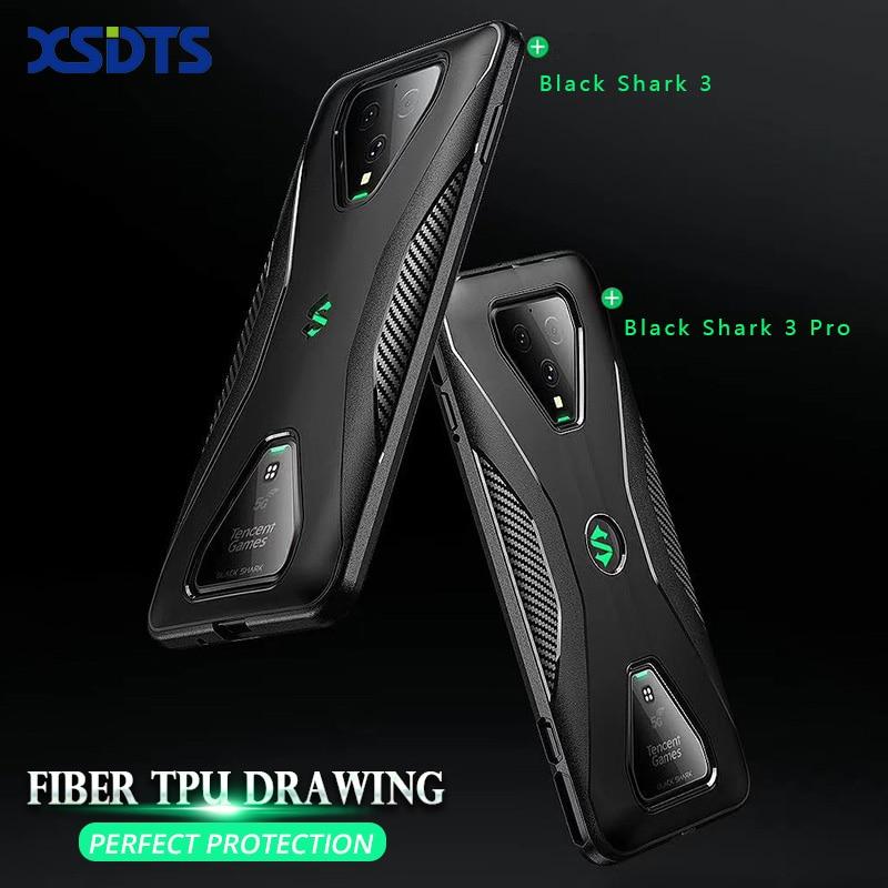 Silicone Phone Case For Xiaomi MI Note 10 9 SE MI8 MI9 Lite CC9 CC9E Pro 5X 6X A1 A2 A3 Play PocoPhone F1 F2 Black Shark 3 Cover