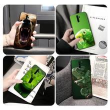 Водонепроницаемый чехол Redmi note 4/4X/7/5/5A/8/8T/9/9PRO/6pro 7A, чехол для телефона с разными животными, силиконовый черный чехол для телефона