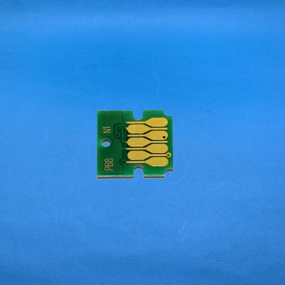 YOTAT Abfall Tinte Wartung Tank Chip T6716 PXMB8 / T6715 PXMB7 für Epson