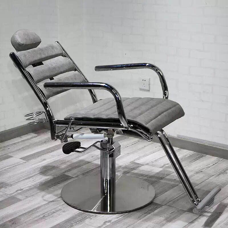 Barbershop de alto grado, silla para Barbero o salón, tatuaje, Estilismo, belleza, enhebrado, afeitado, barberos