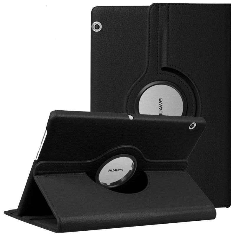 360 giratoria para Huawei MediaPad T3 10 AGS-W09 AGS-L09/L03 9,6 Tablet cubierta para Huawei Honor juego Pad 2 9,6 funda + película + bolígrafo