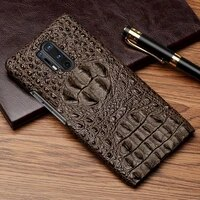 langsidi luxury leather phone case for oneplus 8 pro 9 pro 6 6t 7tpro crocodile leather back cover for one plus 8pro 8 6t 7t 5t