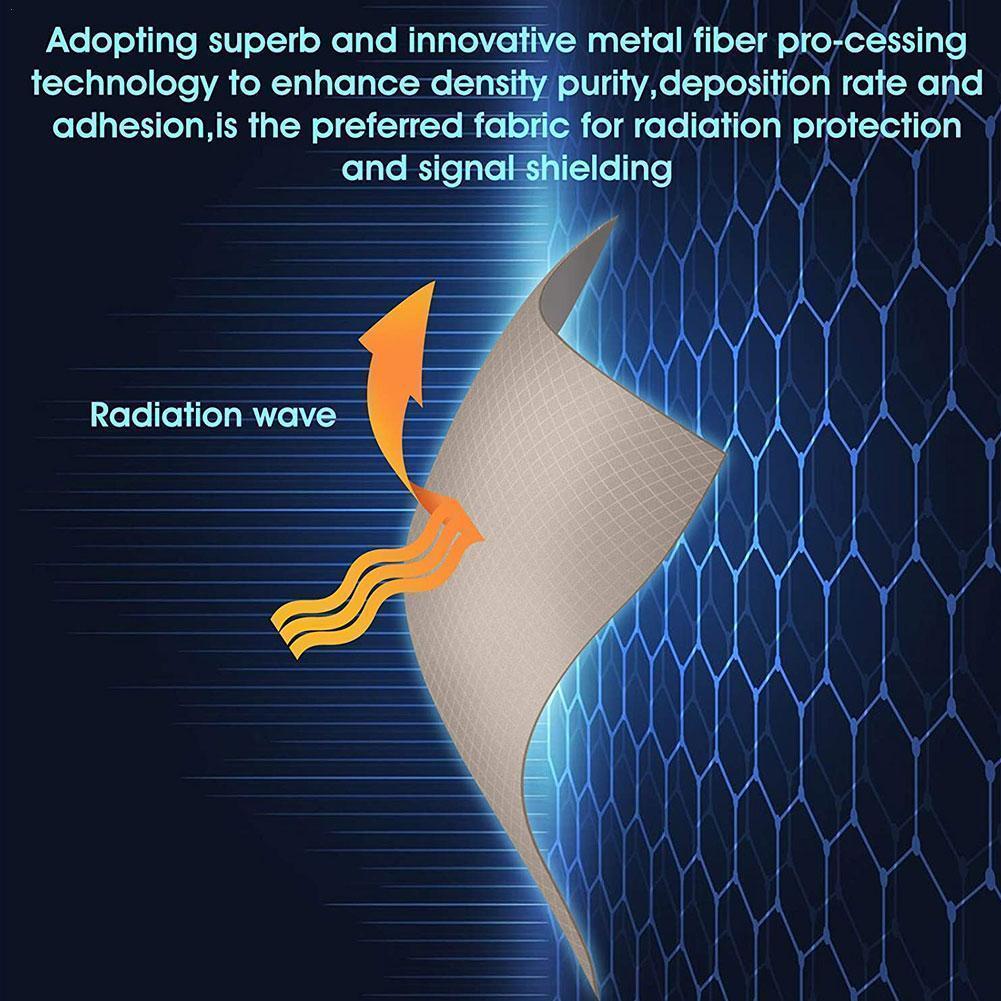 1Pc Metal Shielding Sheet Iron-Nickel Alloy Plate Foil For Electromagnetic 260*200*1mm/260*200*1.5mm Shielding Industry Sup J7J0