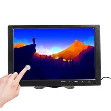 10.1 pollici IPS HDMI Touch Screen Capacitivo 1280x800 Monitor LED per PS3 4 Finestre 7 8 10 VGA/AV USB Del Computer PC LED Auto Display