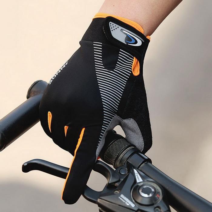 Велосипедные перчатки с сенсорным экраном для мужчин и женщин MTB дышащие летние
