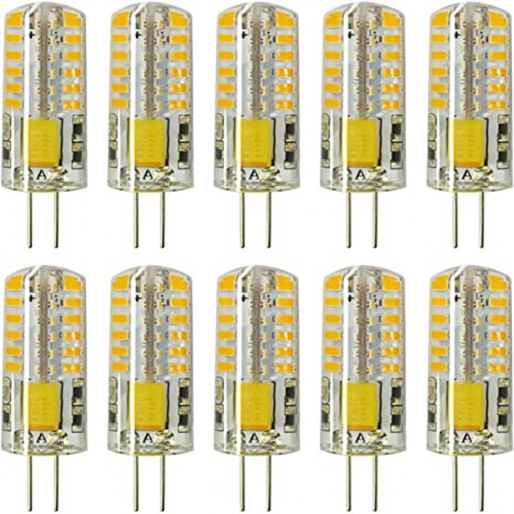 Приглушаемые цилиндрические светодиодные лампочки G4 G9, 12 светодиодный, 5 Вт, 7 Вт, 9 Вт, 12 Вт, цилиндрические светильники 3014 SMD G4, светодиодные ...