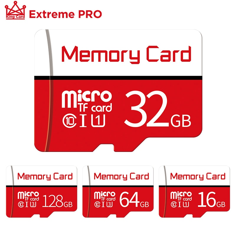 Hot sale micro sd card 32GB 16GB 8GB SDHC memory card tarjet micro sd 64gb 128gb SDXC Class 10 cartao de memoria mini TF card