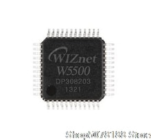 5 piezas W5500 LQFP48 W5500 TCP IP Original