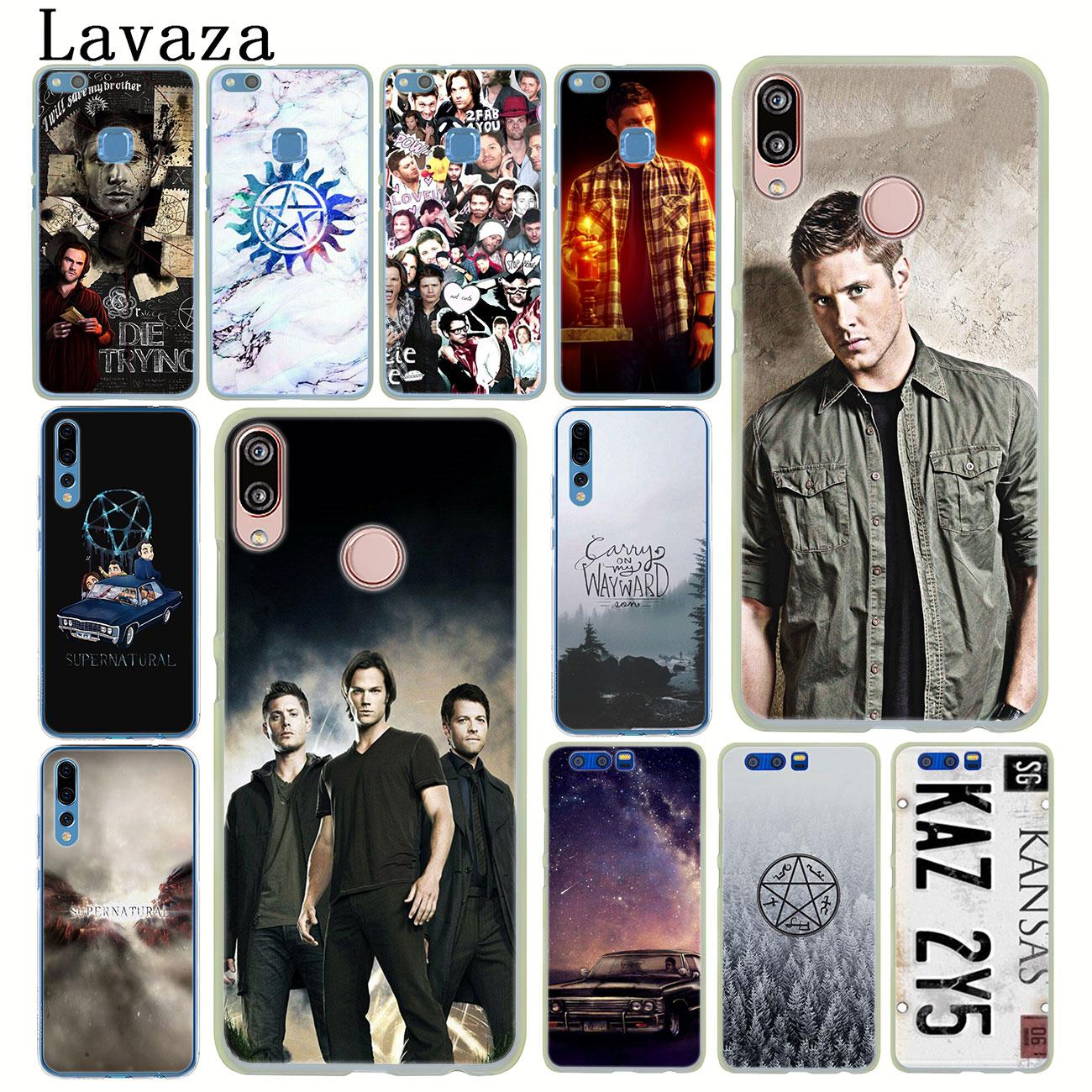Lavaza sobrenatural Jared Padalecki funda del teléfono para Huawei P30 P20 P10 P9 más P8 Lite 2017 Mini 2016 P inteligente Z 2019