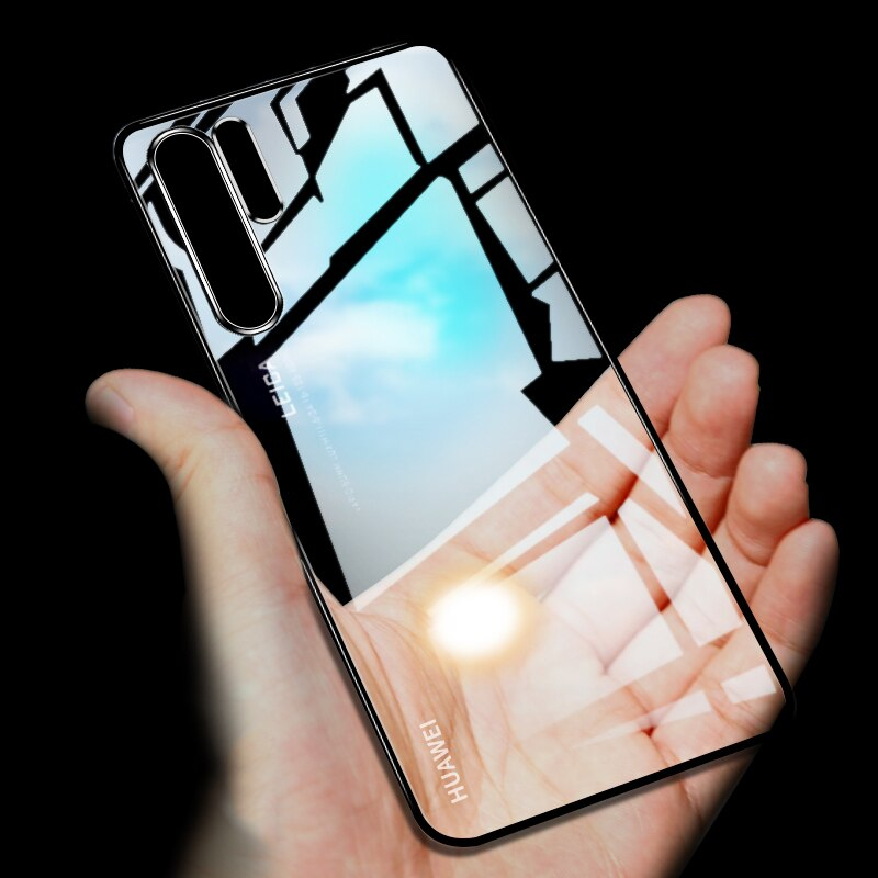 Для Huawei P30 Pro P20 Lite чехол с 3D лазерным покрытием TPU мягкий прозрачный чехол Honor 20 Pro 10i 10 Lite 20s P Smart Z 2019 Plus чехлы