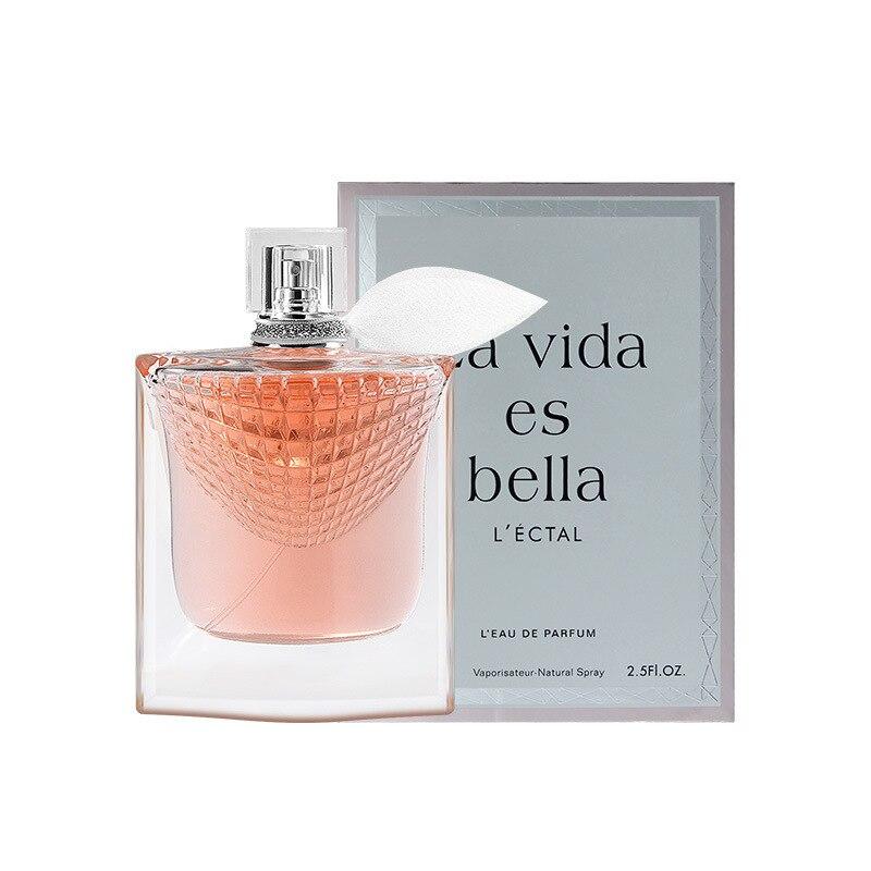 Parfum Original pour femme Rose Parfum longue durée femme Parfum Sexy dame Parfum verre bouteille vaporisateur déodorant Toilette