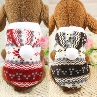 xs 2xl winter warm dog clothes fleece puppy jacket coat soft dog coat pet dog costumes print puppy clothing for chihuahua yorkie
