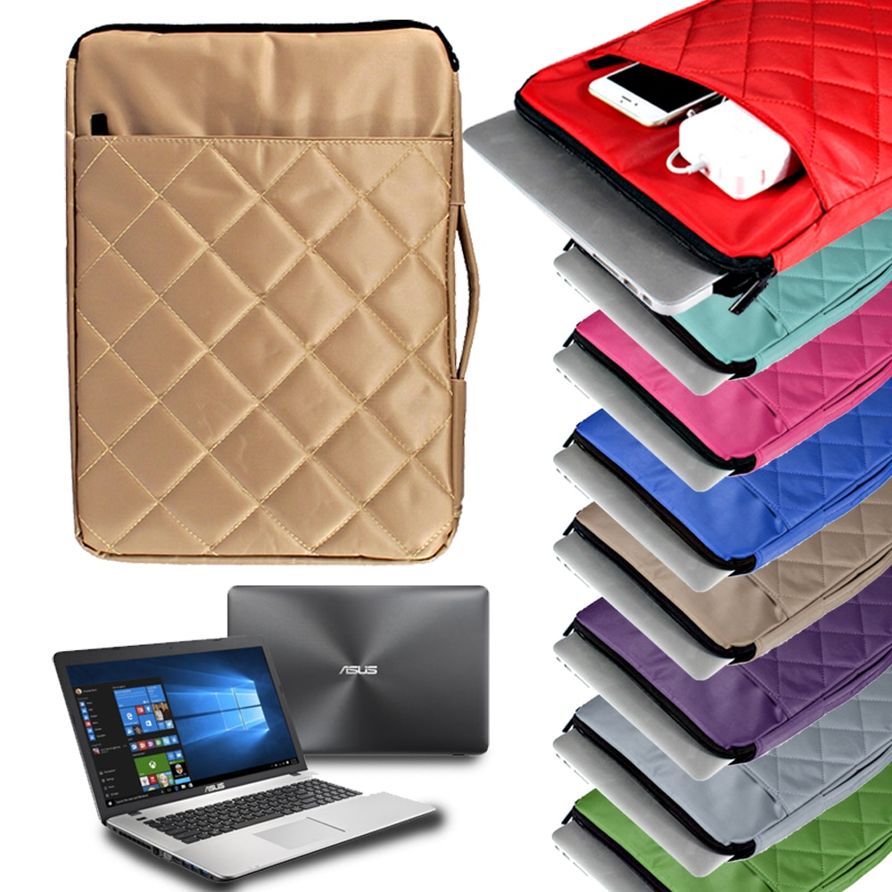 Portable Notebook Sleeve Laptop Bag for 13.3/14 Inch Outdoor Travel Laptop Case for ASUS VivoBook/ZenBook Computer