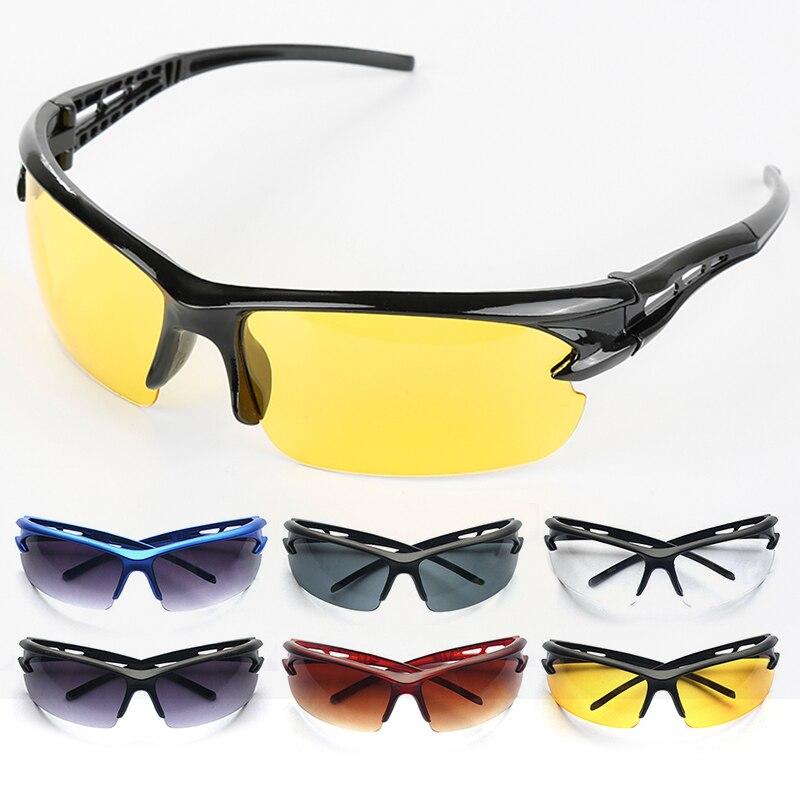 Gafas de sol para deportes de ciclismo, para montar en bicicleta, Anti-UV, gafas deportivas de varios colores, gafas para ciclismo al aire libre
