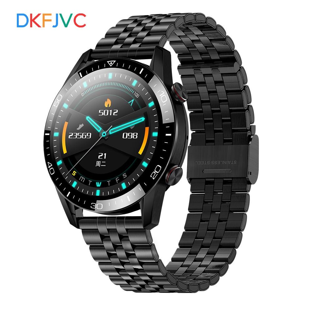 Bluetooth Call Smartwatch 2021 Smart Watch Women Men's Watches Bracelet Heart Rate Sleep Monitor Women's Wristwatch Smart Clock