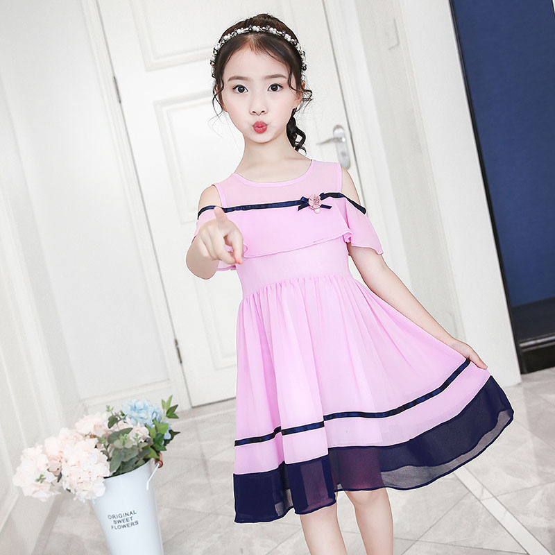 AliExpress - Summer 2021 Girls Casual Dresses 5 6 8 10 12 14 Years Girl Birthday Dress Princess Children Clothing Teenage Summer Party Dress