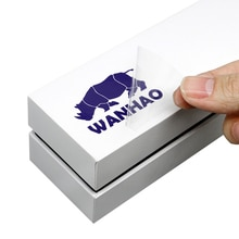 Pegatinas de transferencia UV de cartón, solo quedan pegatinas de logotipo, etiqueta de alta MX-SP adhesiva