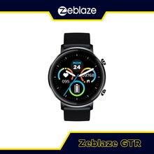 New Zeblaze GTR Health & Fitness smartwatch Metal Body 3 ATM 30 days Battery Life smart watch 2020 watch for women