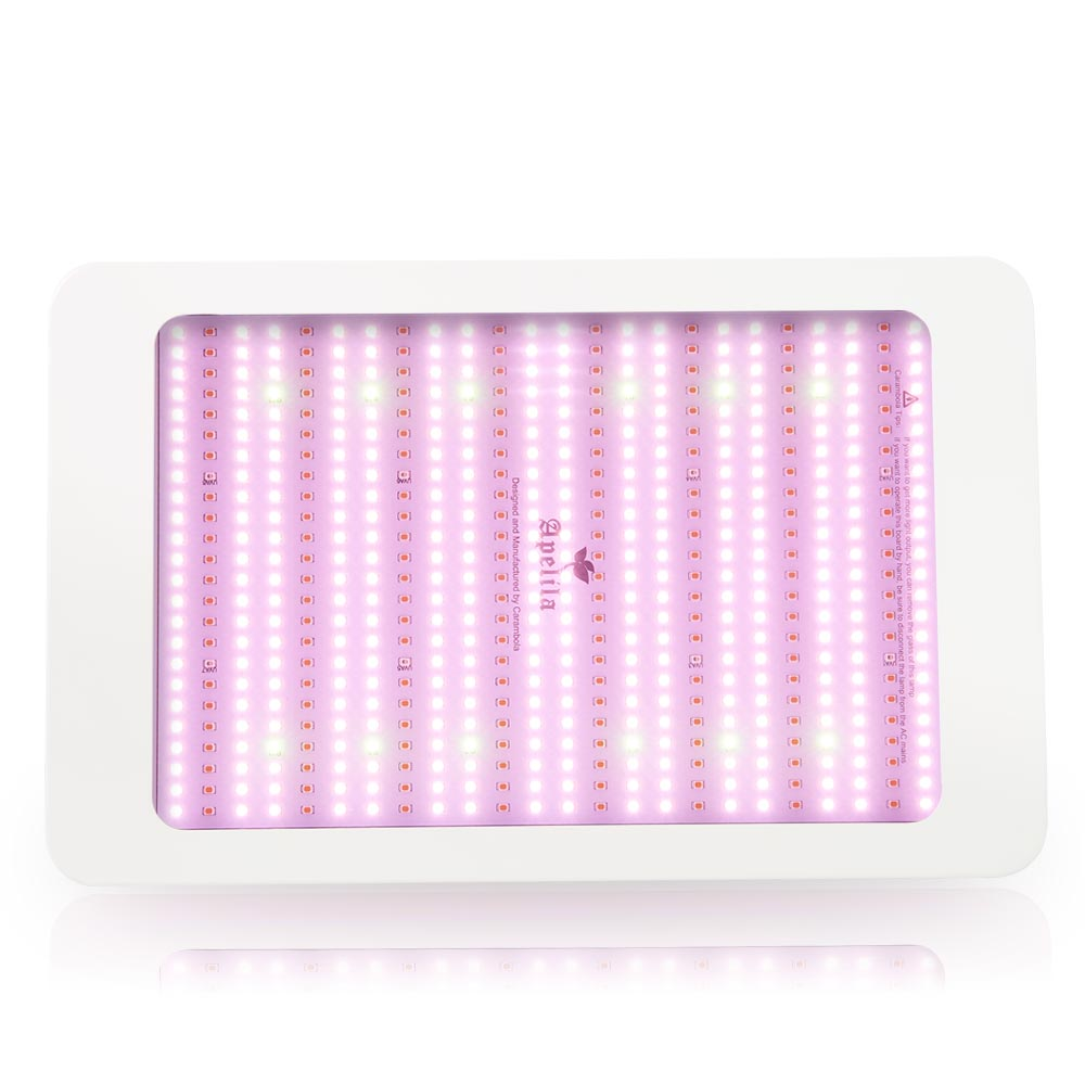 Apelila 3000W Dual  Full Spectrum 576 LEDs Plant  Grow Light High PPF Flower Booster Switch For Seeding VEG Fruits Hydroponics enlarge