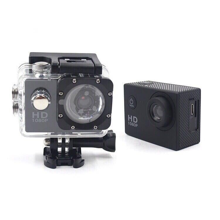 HD1080P motion camera outdoor dash cam waterproof and anti shake enlarge