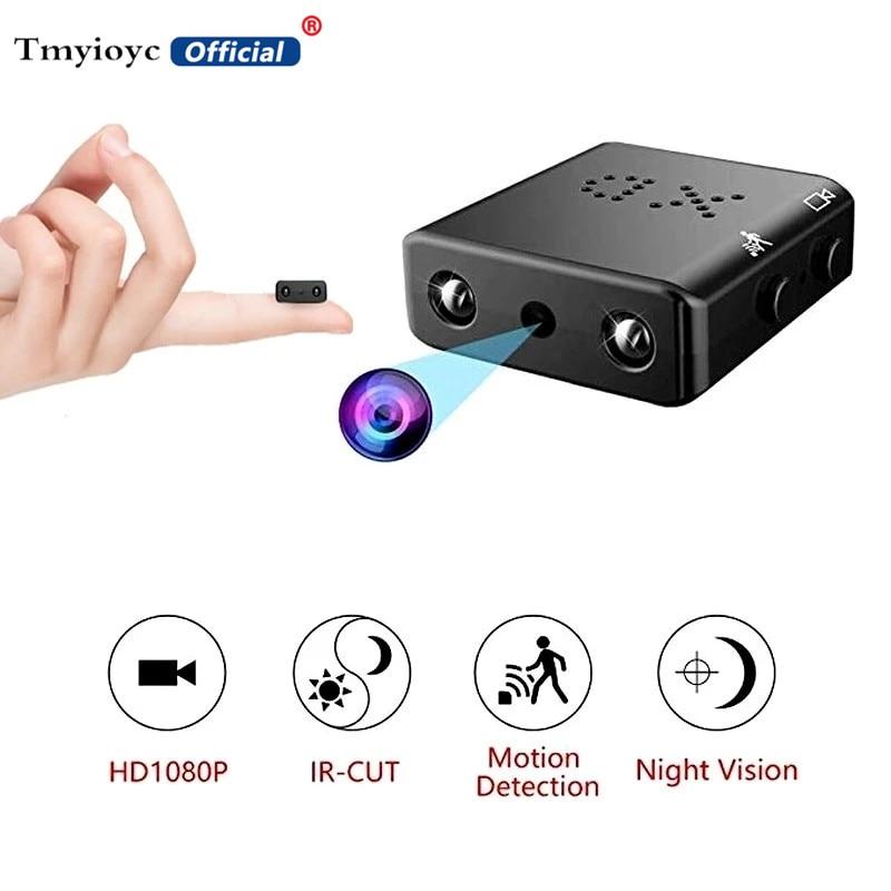 2021 Mini Secret Camera Full HD 1080P Home Security Camcorder Night Vision Micro Cam Motion Detectio