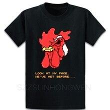 Camiseta holgada de Primavera de manga corta de talla S-5XL auténtica Natural personalizada novedad