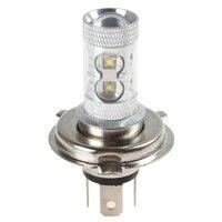 h4 12v 50w 960lm led high power white light car fog lamp daytime running light