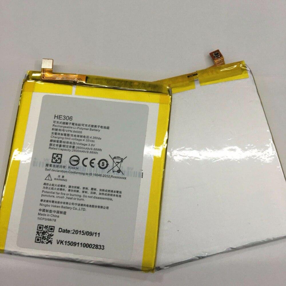 Batería ALLCCX HE306 para InFocus M535 M680 con buena calidad