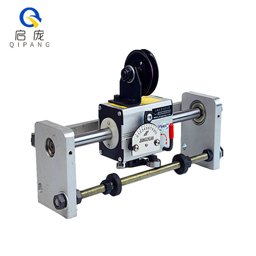direction arm rolling ring drive, winding linear motor traverse drive, rolling ring drive gp3=15 for take up machine enlarge
