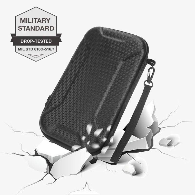 Bolsa de transporte, correa de mano, funda protectora de viaje para Zhiyun Smooth Q2, accesorios