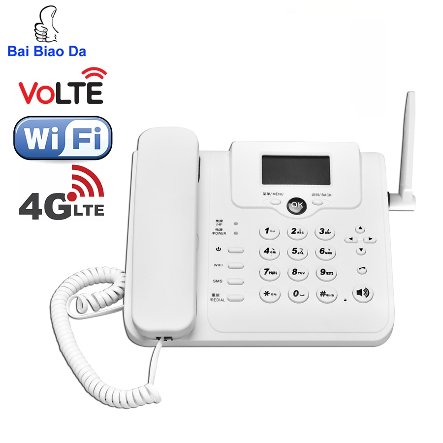 3G 4G AP/CPE Wifi Router GSM Voice Call VoLTE Router Wireless Fixed Telephone Landline Router Mobile Hotspot Wifi Modem LAN Port