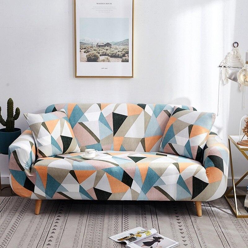 تمتد أريكة يغطي لغرفة المعيشة الاقسام L شكل الغلاف مرونة الزاوية غطاء أريكة يغطي أريكة منشفة فوندا أريكة