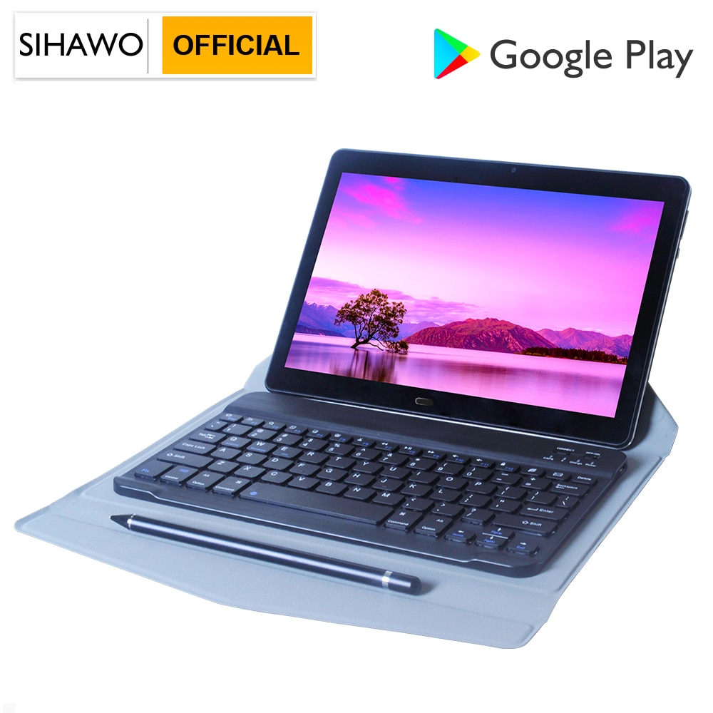 10.6 Inch 8GB RAM 256GB ROM Tablet PC MTK 6797 Helio X27 Deca Core Dual SIM 4G LTE Phone Call 2560x1600 2in1 Android 8.0 Tablets