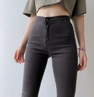 Стрейч джинсы